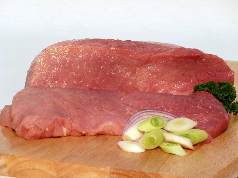 Fleisch-Schnitzel